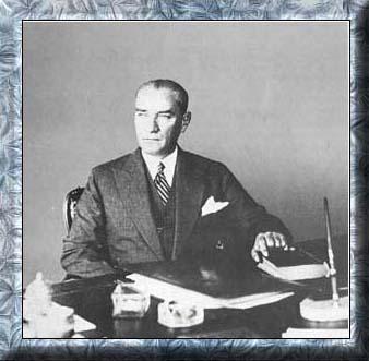Kemal Atatürk